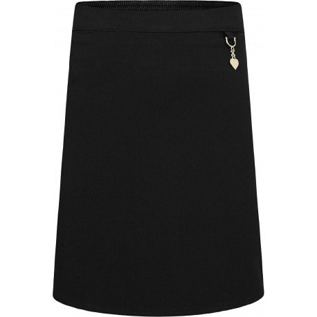Black Stretch school skirt  from £8.95