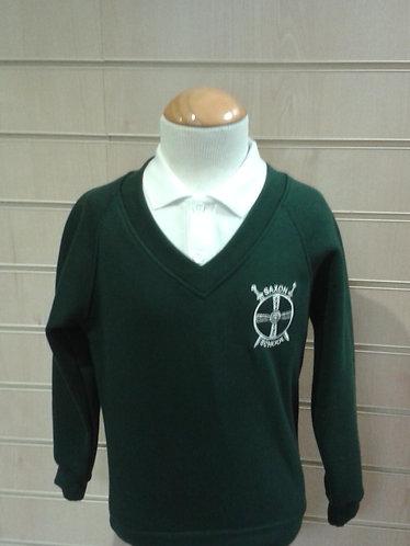 Saxon sweatshirt from £10.95
