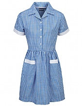 Button front summer dress from £13.50
