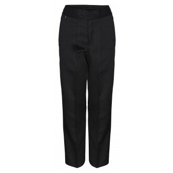 Slim fit , elasticated back trouser, Innovation from £13.95
