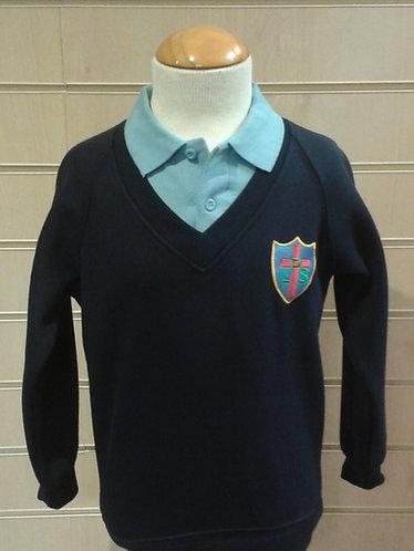 Laleham sweatshirt from £10.95