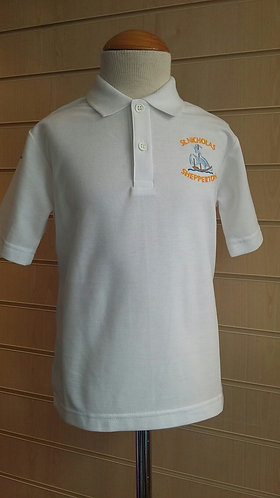 St Nicholas polo shirt from £6.65
