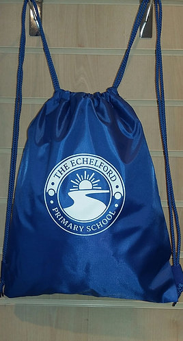 Large PE bag with Echelford logo £6.50