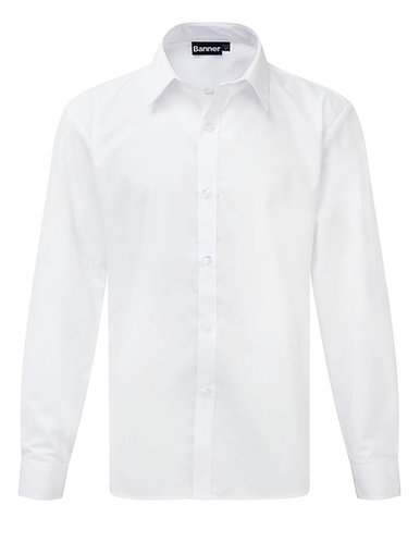 SLIM FIT Long sleeve shirt,  -Twin pack from £15.95