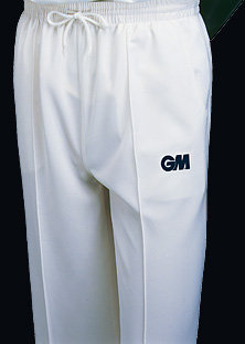 Cricket trousers from £16.50