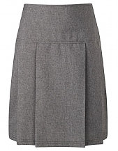 Pleated school skirt from £10.95