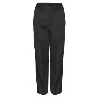 Halliford charcoal Junior slim fit trouser, Innovation from £13.95
