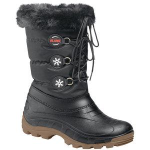 Patty Boot Black