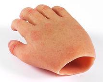 silikon parmak biyonik parmak kozmetik parmak protez parmak protezi takma parmak