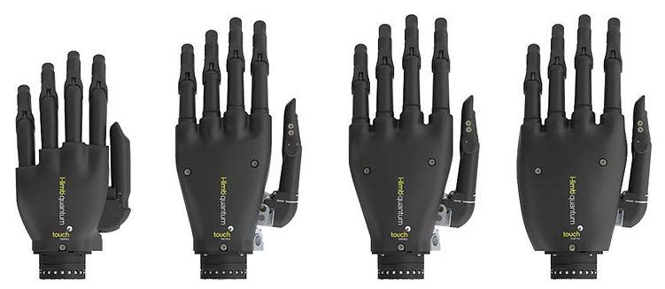bionic hand biyonik el biyonik kol