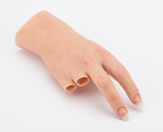 silikon parmak protezi