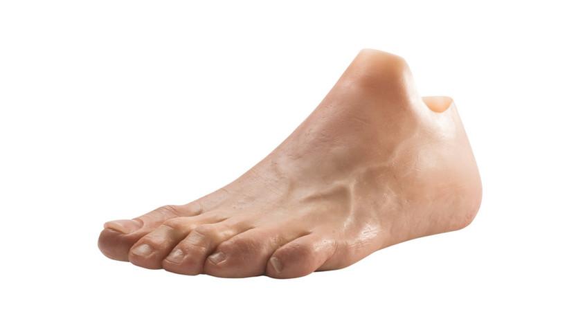 silikon ayak protezleri
