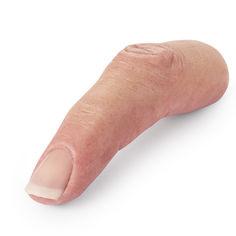 silikon parmak