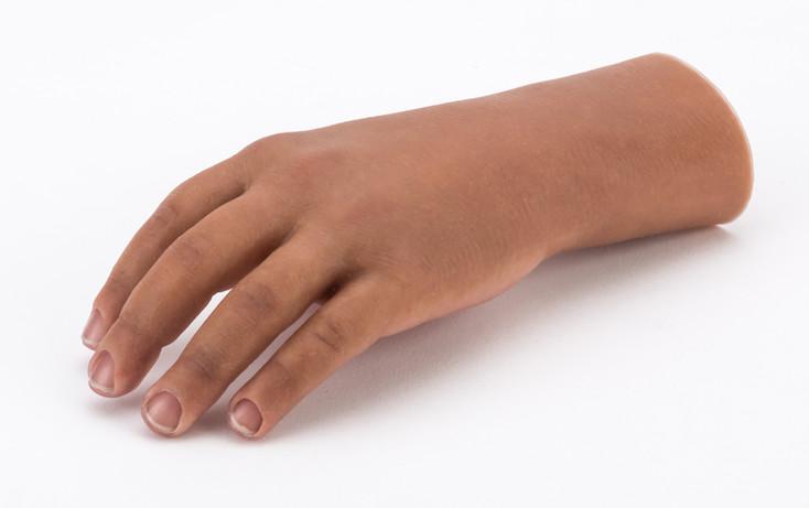 Silikon el protezi