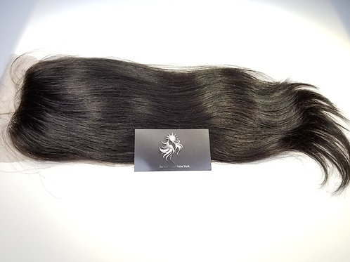 "16"" Luxurious Natural Straight Closure 4x4 Inches"