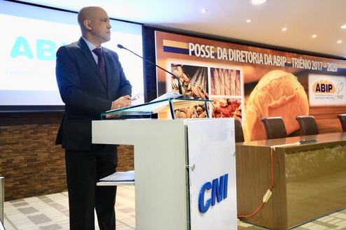 CNI - Posse da Diretoria da ABIP