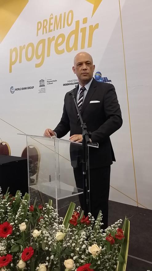 Prêmio Progredir apresenta vencedores.