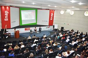 ENAP realiza Seminário Internacional Governança, Inovação e Desenvolvimento