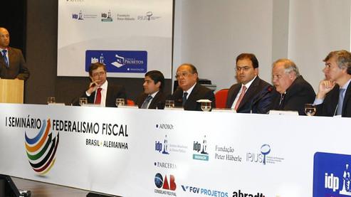 I Seminário Federalismo Fiscal: Brasil - Alemanha