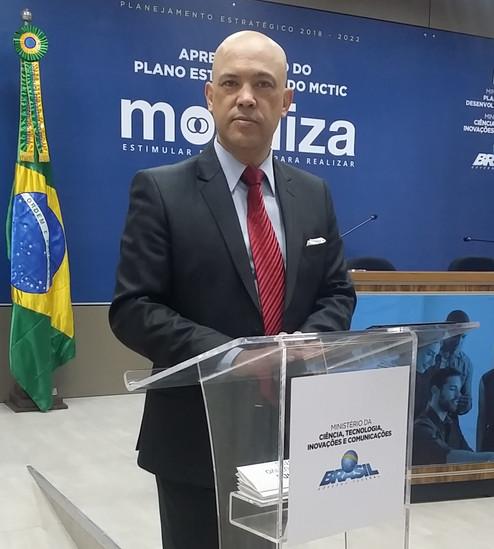 MCTIC lança plano estratégico 2018/2022