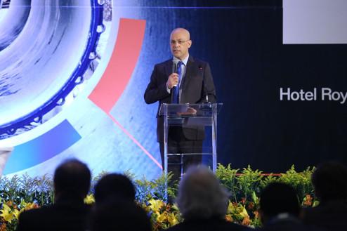 AESB realiza evento prévio ao Congresso Mundial da Água.