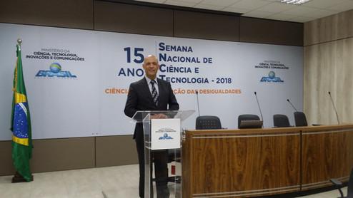 MCTIC lança 15ª Semana Nacional de Ciência e Tecnologia (SNCT).