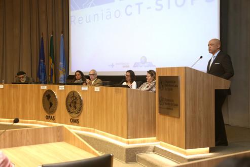 Ministério da Saúde promove Reunião Técnica do SIOPS