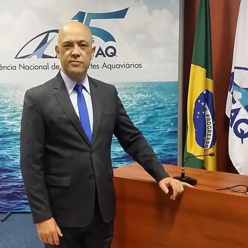 Agência Nacional de Transportes Aquaviários – ANTAQ - faz aniversário.