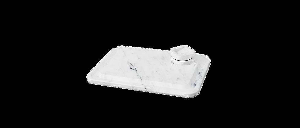 Carrara Tray Set
