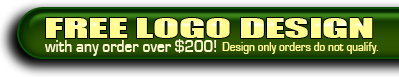 FREE logo desgn for your lawn care or landscape company
