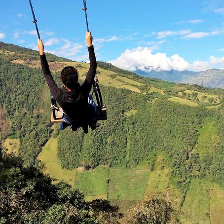 Onde ir, no Ecuador