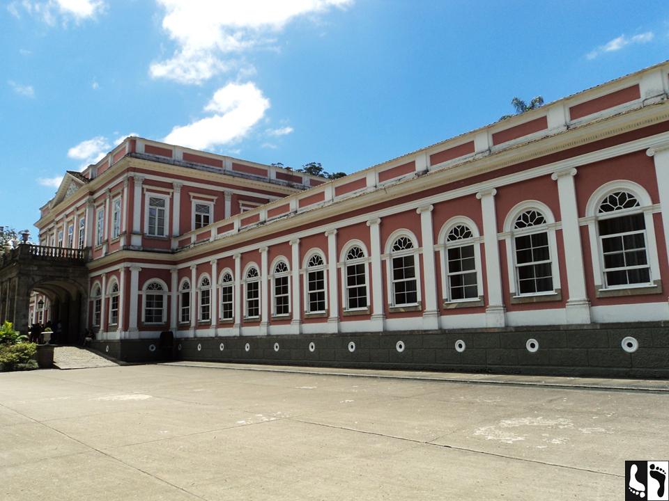 Museu Imperial, em Petrópolis