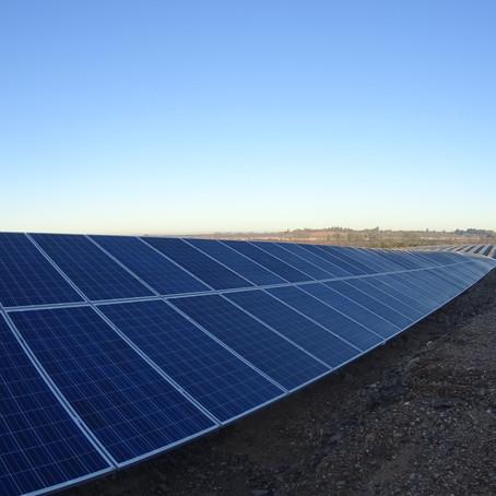 Planta fotovoltaica de Termas de Dayman