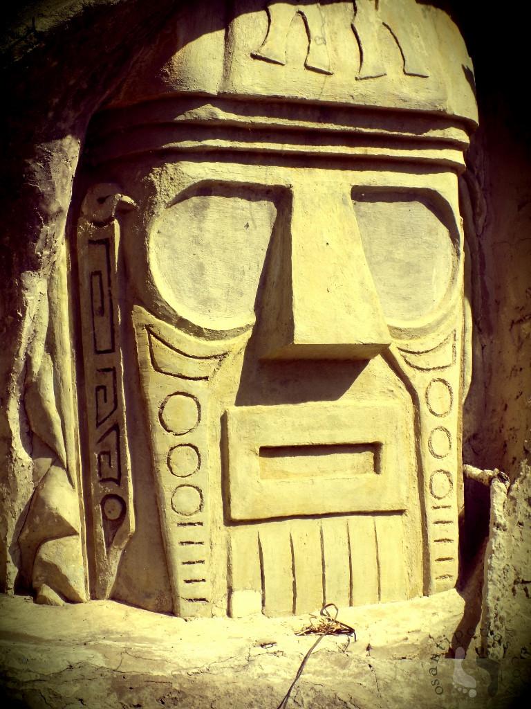 Escultura inca