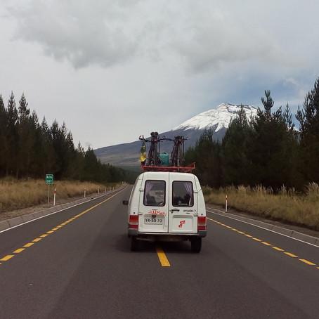 Estradas, no Ecuador