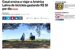 cicloturismo, viagem de bike.
