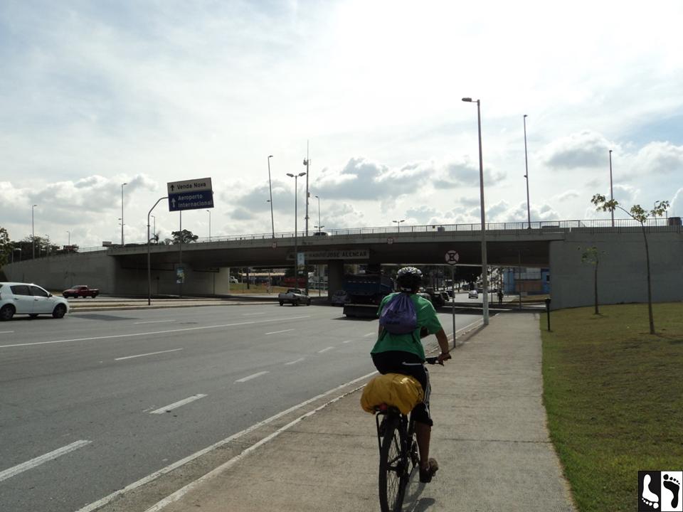 Bem vindo a Belo Horizonte.