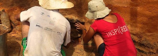 Projeto TIBA'UWE, troca de experiências em duas aldeias Xavantes, no Brasil