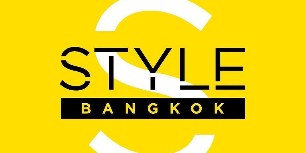 (วันสุดท้าย) สมัคร/ชำระค่าบูธในอัตราเข้าร่วมพิเศษ (early bird) งานแสดงสินค้า STYLE Bangkok มีนาคม 2564 BITEC บางนา