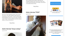 Writer's Life Magazine Interview