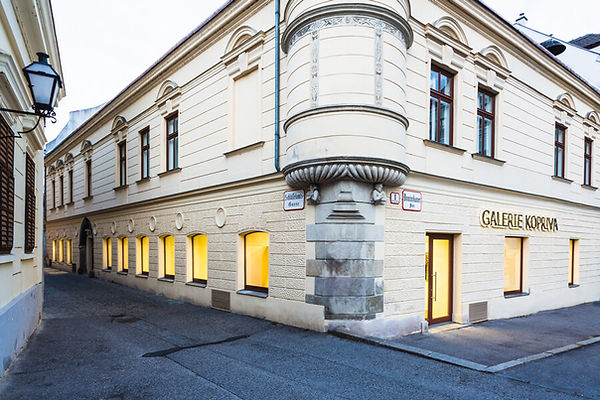 Galerie Kopriva - moderne Kunst in Krems