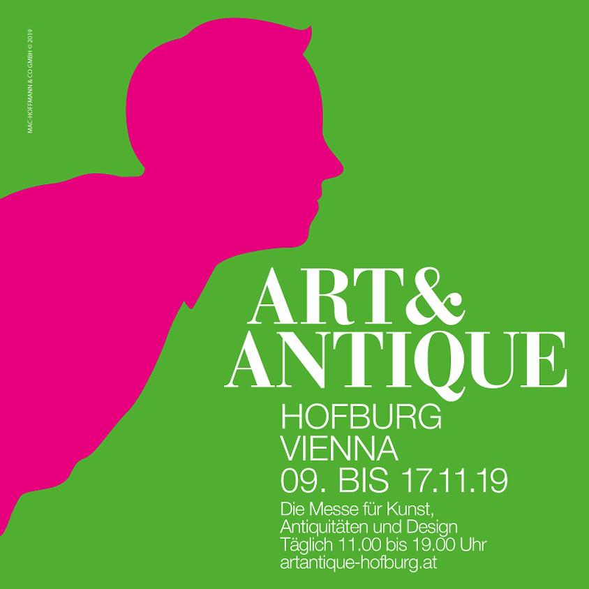 Art & Antique in der Wiener Hofburg