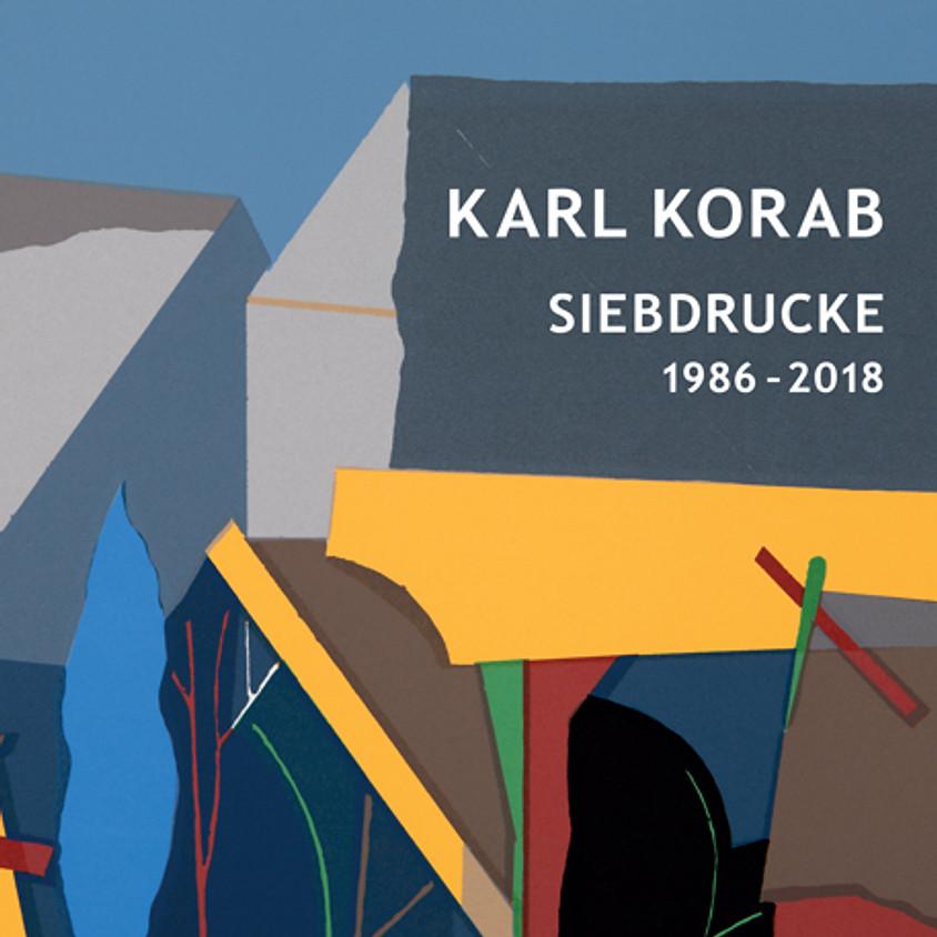Karl Korab Buchpräsentation