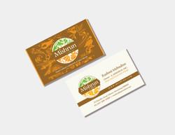 Mishrun Business Card