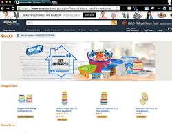 Amazon Storall Banner
