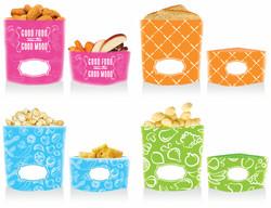 Sandwich bag and snack bag2