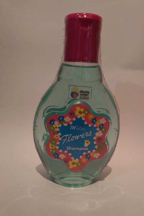 Shampoo Melody Flowers 200ml