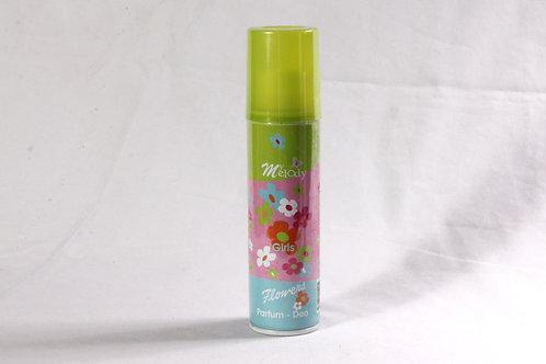 Desodorante Melody Girls Flowers 150ml