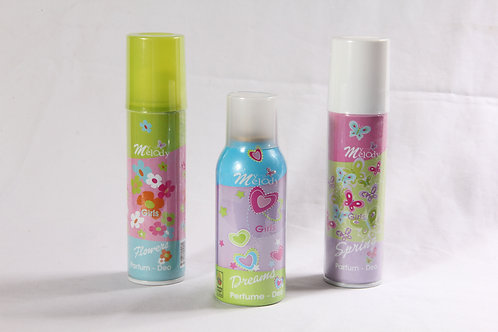 Desodorante Melody Girls Flowers 40ml