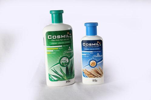Promo Cosmil Hidratante 500ml + Cosmil Humectante 220ml